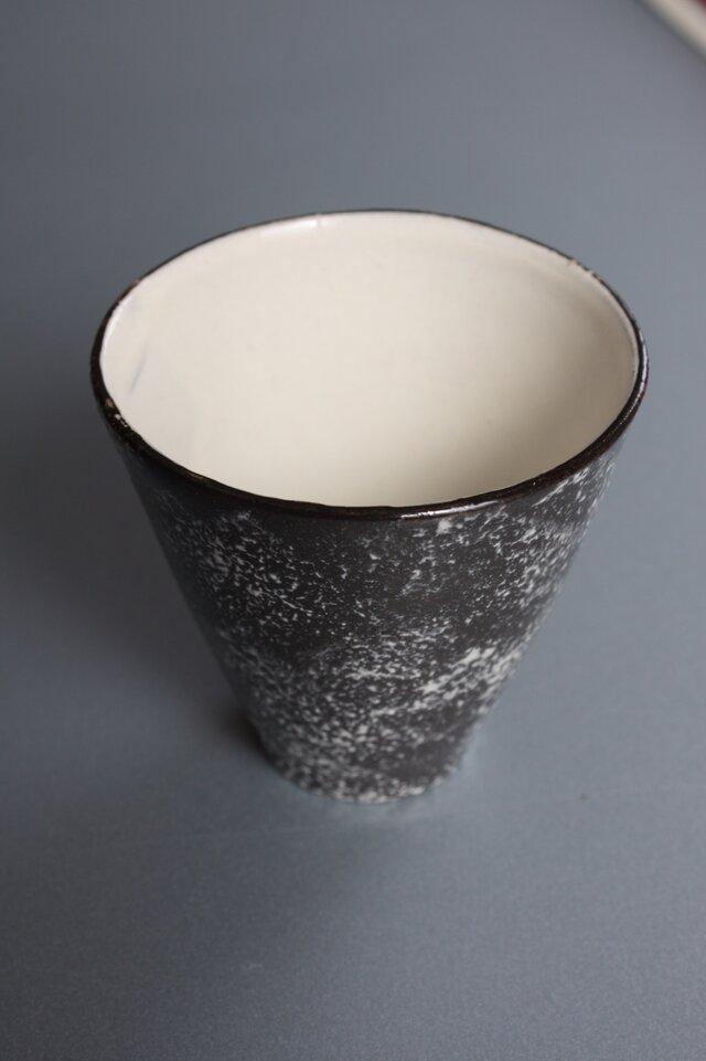 淡雪の円錐カップ(大)の画像1枚目