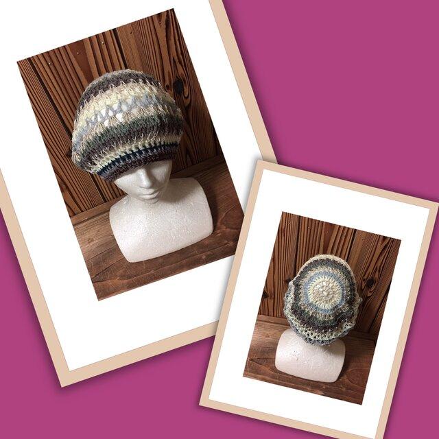 気まぐれニット帽(冬以外)⑨の画像1枚目