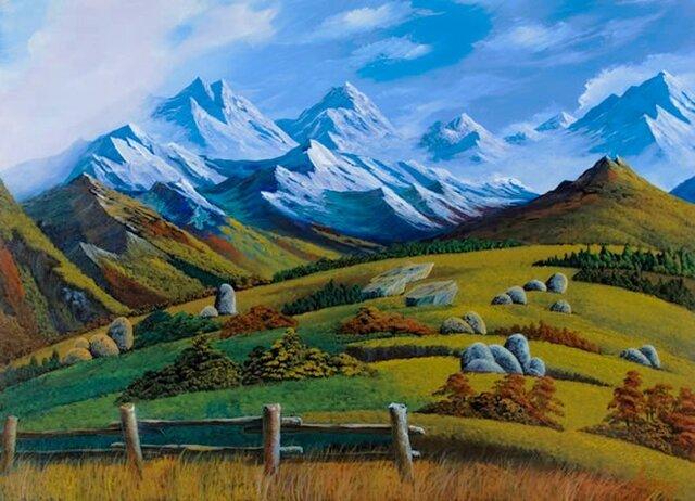幻影・ロッキー山脈の画像1枚目