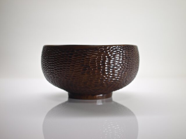 輪形茶椀「亀甲」の画像1枚目