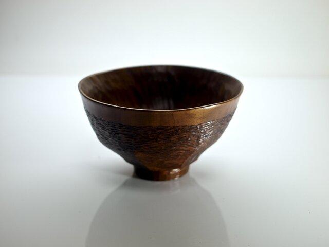 天目形茶椀「双魚の交わり」の画像1枚目