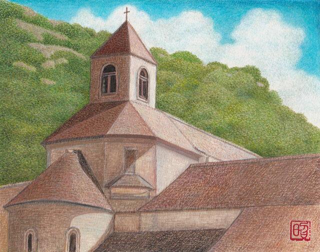 静寂の物語~セナンク修道院の画像1枚目