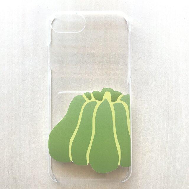 【受注生産】iPhoneケース*かぼちゃの画像1枚目