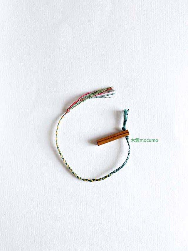 桜の木の Book Marker *小四角柱*の画像1枚目