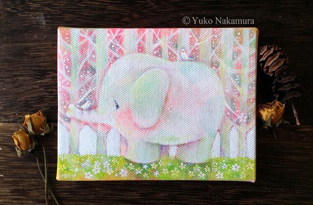 Mini Canvas Art_098【展示のみ】の画像1枚目