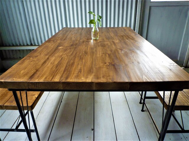 【 テーブルセット 】 ダイニングテーブル セット Bの画像1枚目