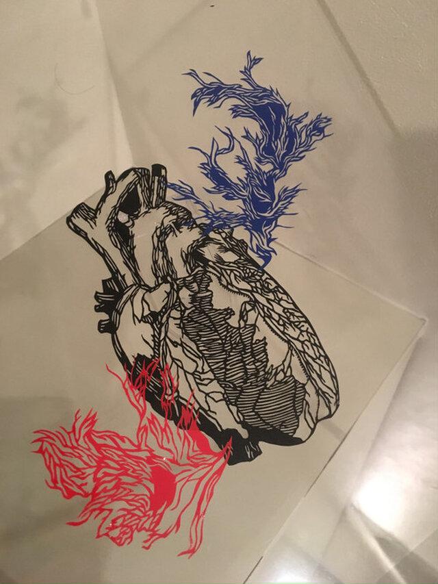 burning heartの画像1枚目