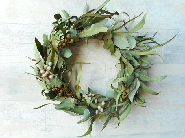 Green wreathの画像1枚目