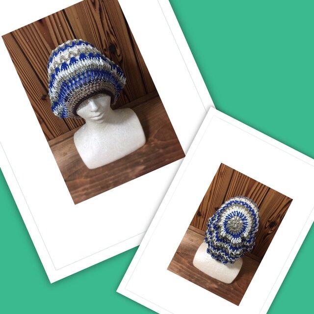 気まぐれニット帽(冬以外)27の画像1枚目