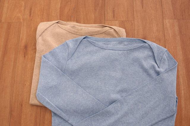 <新色新サイズ入荷>オーガニックコットンボートネックTシャツの画像1枚目