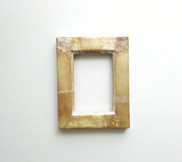 銀箔ミニフレームの画像1枚目