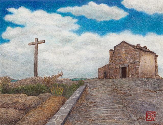 沈黙の聖堂~モンサラーシュにての画像1枚目