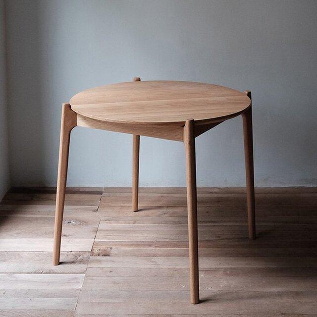 受注生産 職人手作り デスク 机 テーブル ダイニングテーブル 食卓 サイズオーダー可 家具 リビング 木工 木目の画像1枚目