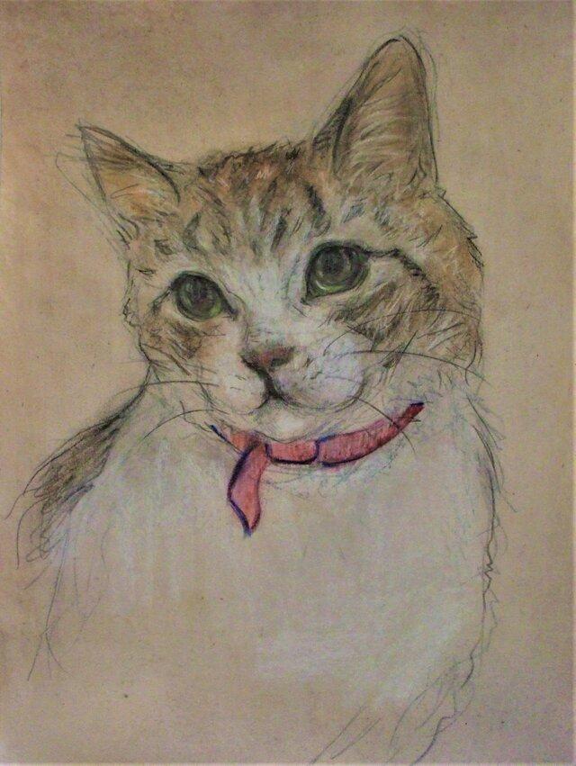 大切な方、ペット、思い出の風景など絵にしてみませんか?の画像1枚目