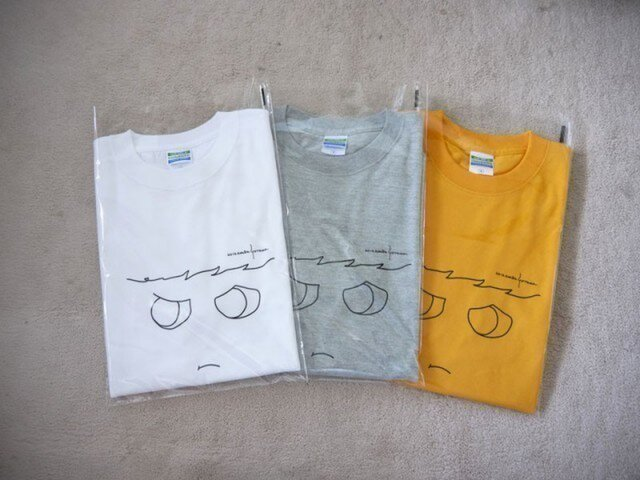 オリジナルTシャツ おとこのこの画像1枚目