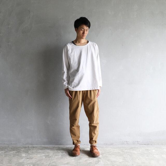 HUIS×yohaku吊り編みニットカットソー size3【ユニセックス】の画像1枚目