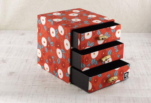ツバキのたんす箱の画像1枚目