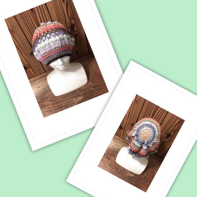 気まぐれニット帽(冬以外)32の画像1枚目