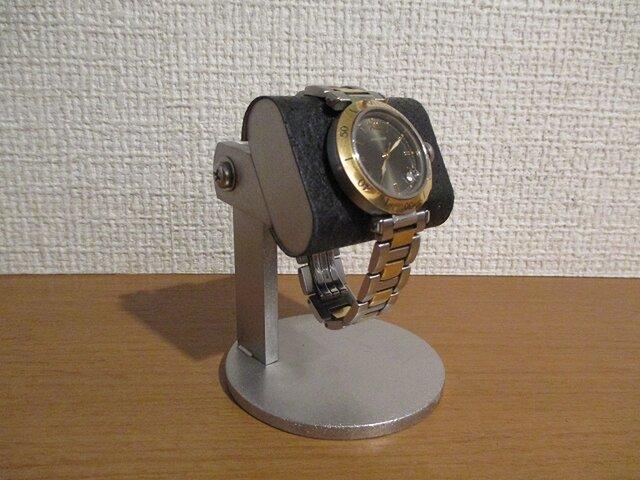 腕時計 飾る 手動式だ円パイプ可変式腕時計スタンド NO190412の画像1枚目