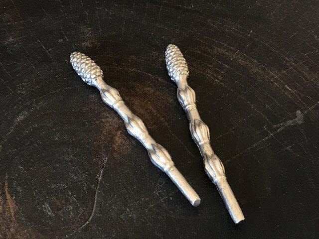 ツクシの箸置きの画像1枚目