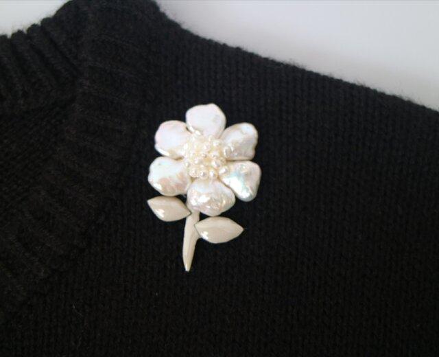 ちーーさな真珠花の画像1枚目