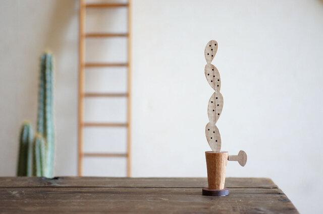 木のオブジェ No.066の画像1枚目