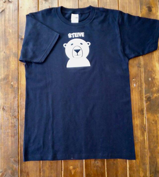 スティーブTシャツ!の画像1枚目