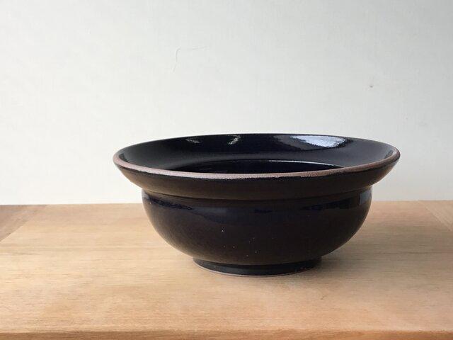 リム鉢 瑠璃の画像1枚目