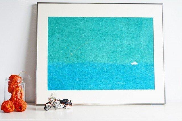誰もいない海(この作品は他のサイトから売済みとなりました)の画像1枚目