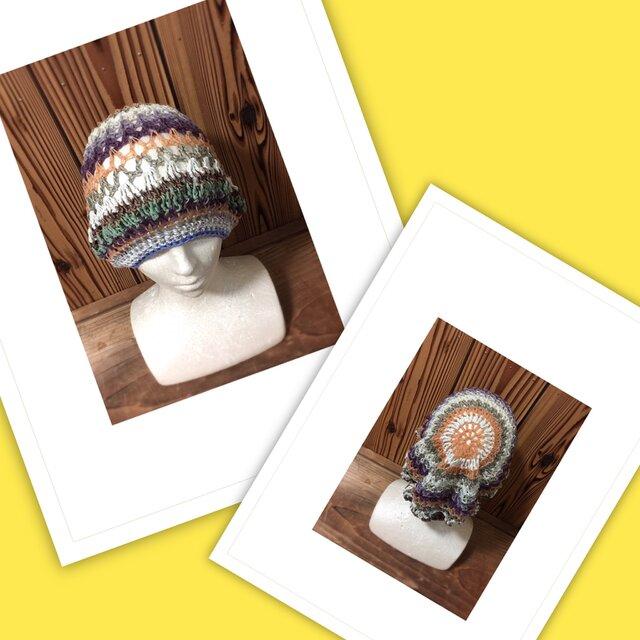 気まぐれニット帽(冬以外)35の画像1枚目