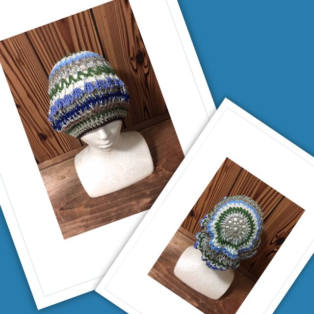 気まぐれニット帽(冬以外)36の画像1枚目
