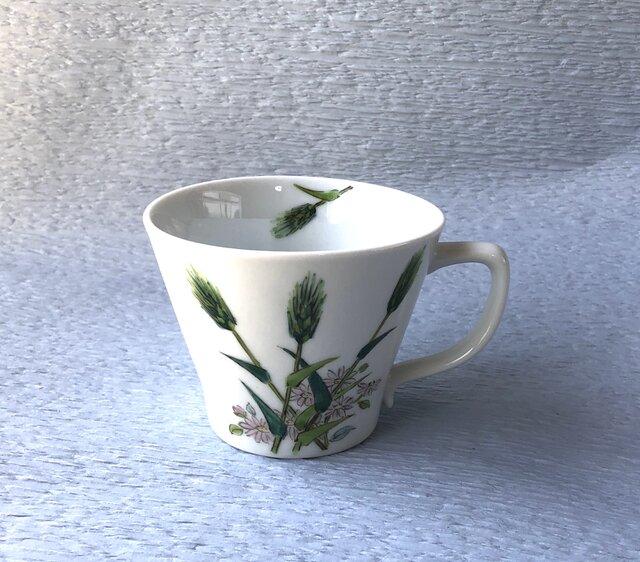 マグカップ 麦(小ぶり)の画像1枚目