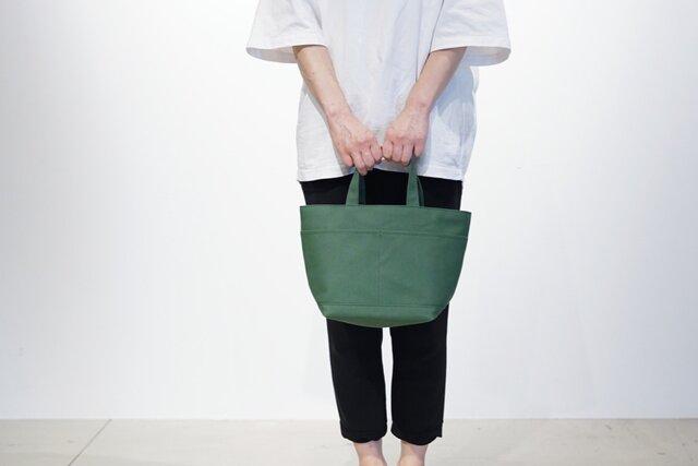 SHIKAKU TOTE green (グリーン)の画像1枚目