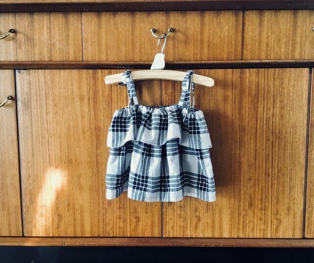 Baby Frill Camisoleの画像1枚目