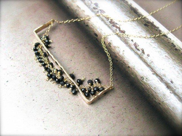 SALE! ちいさな宝石箱のネックレスの画像1枚目