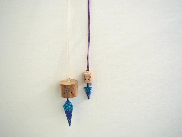 さかさまの紫陽花の画像1枚目