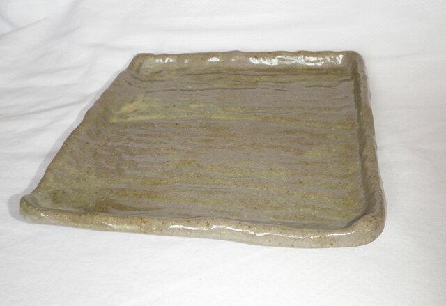 N-140 足付き正方皿の画像1枚目
