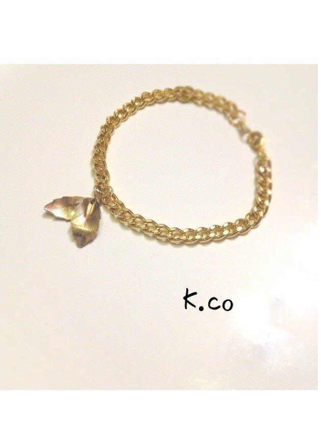 bracelet リーフの画像1枚目