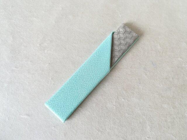 楊枝入れ 百五九号:茶道小物の一つ、菓子切鞘の画像1枚目