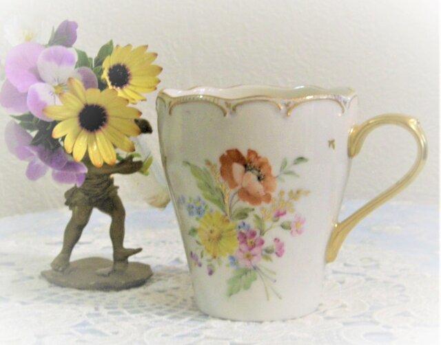 ♥マグカップ(お花ブーケ)の画像1枚目