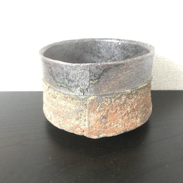 焼締「纏」碗の画像1枚目