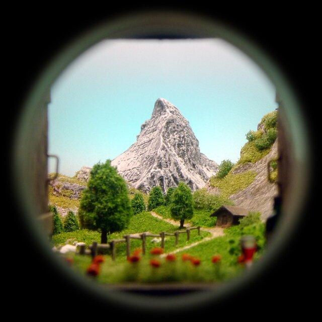 ボトルスコープ スイス マッターホルン の画像1枚目