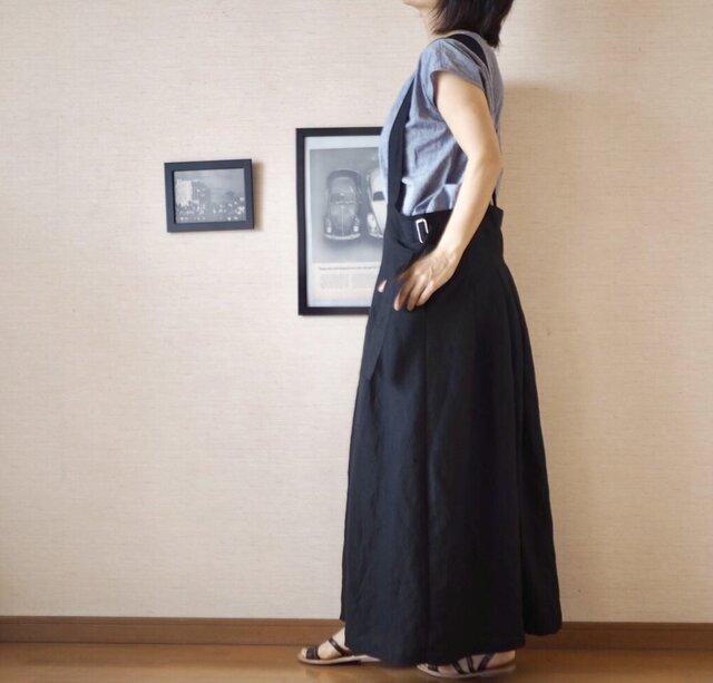 吊りスカートドレス  No.67の画像1枚目