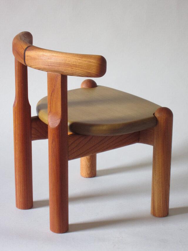子供椅子■NAGY 09-OKO■ W282xD275xH350(SH210)の画像1枚目