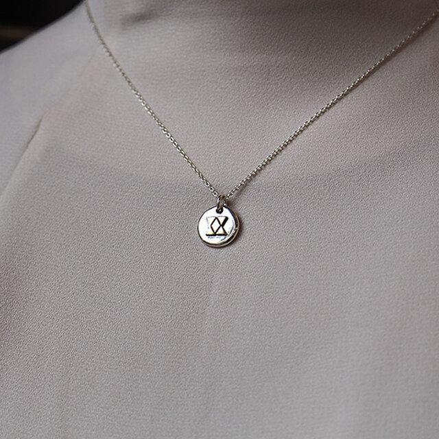 針突小銭首飾イチチブシ(五つ星) rp-77の画像1枚目