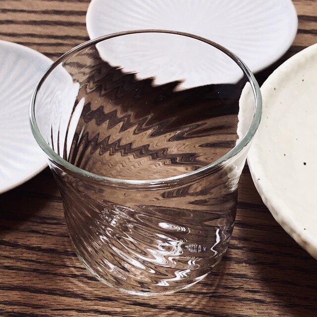 透明グラス③ ロックグラスの画像1枚目