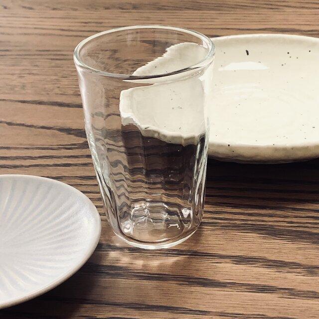 透明グラス⑤ ロックグラスの画像1枚目