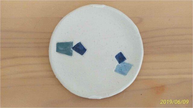 マット小皿①の画像1枚目