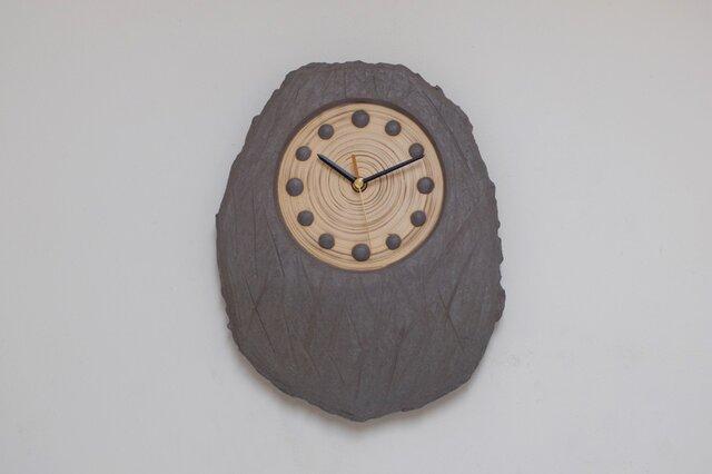 炭化時計2の画像1枚目