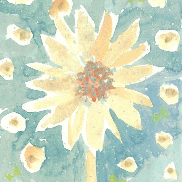 原画 黄色いはな-yellow flower-の画像1枚目